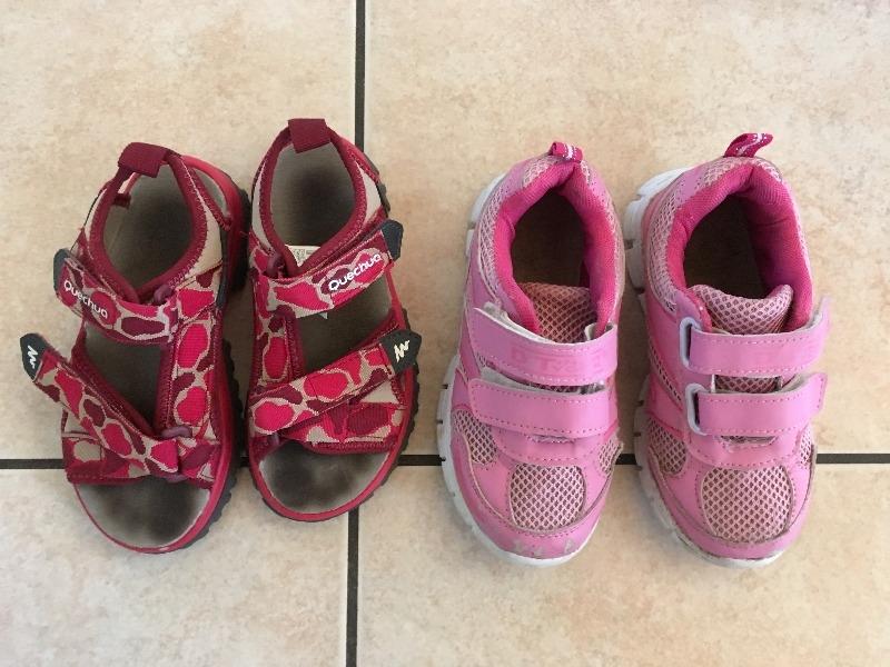 Chaussure fille - Vêtements