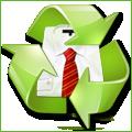 Recyclage, Récupe & Don d'objet : paire de claquettes blanches