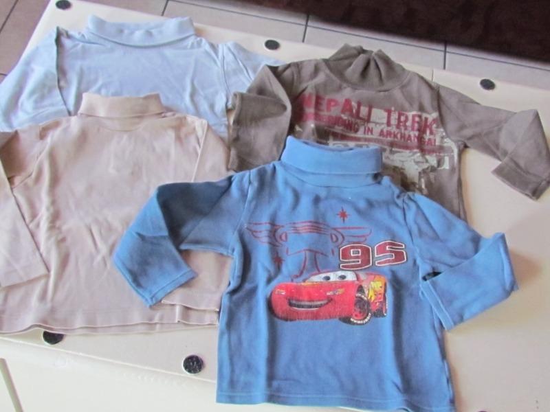 Recyclage, Récupe & Don d'objet : vêtements 24 mois