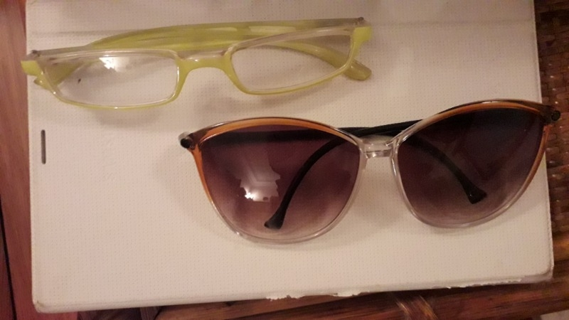 Recyclage, Récupe & Don d'objet : lunettes