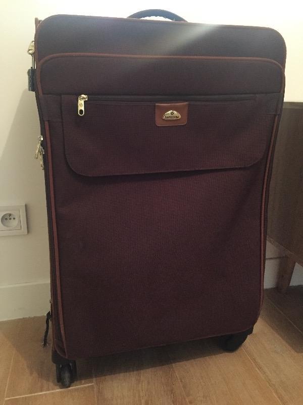 Recyclage, Récupe & Don d'objet : valise grand format