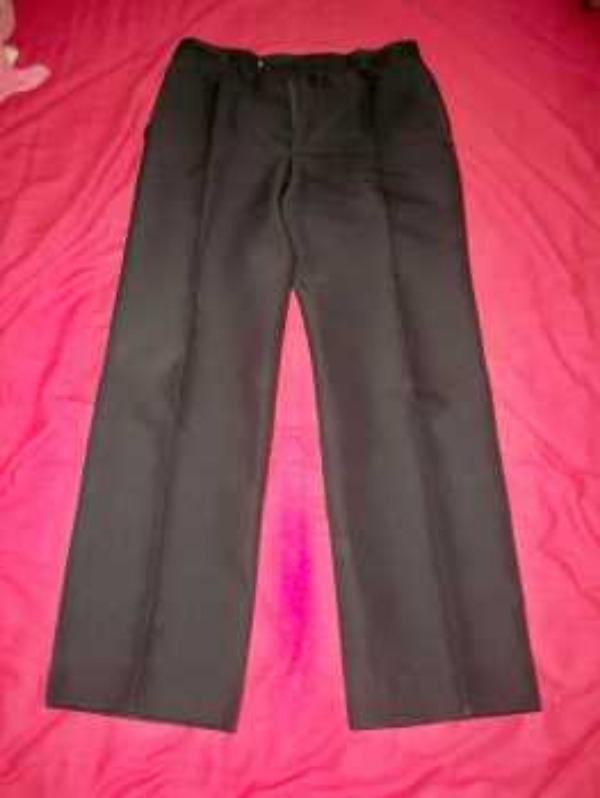 Recyclage, Récupe & Don d'objet : pantalon noir, marque pantashop, taille 39...
