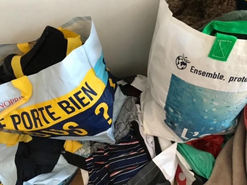 Recyclage, Récupe & Don d'objet : vêtements femme variés (tailles xs s et m)