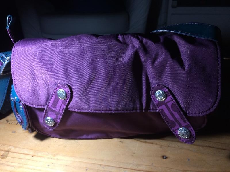 Recyclage, Récupe & Don d'objet : sac à main kipling