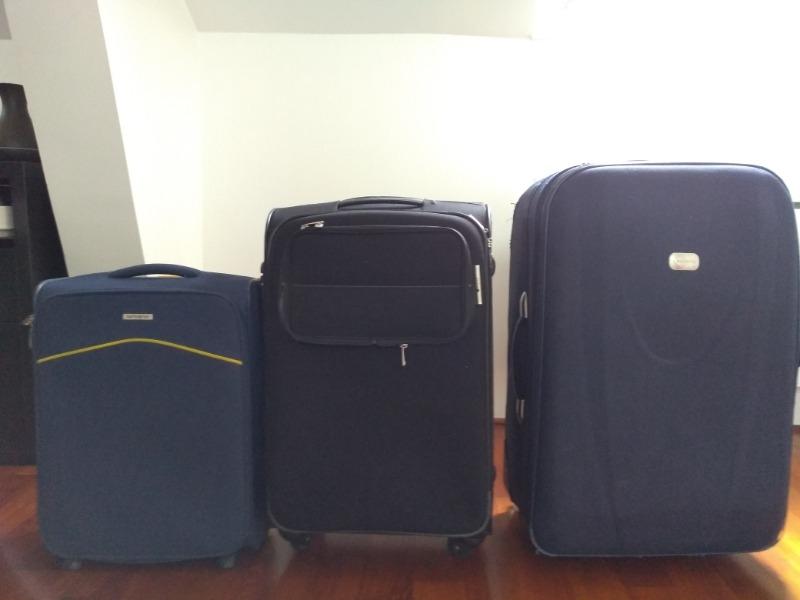 Recyclage, Récupe & Don d'objet : valise(s)
