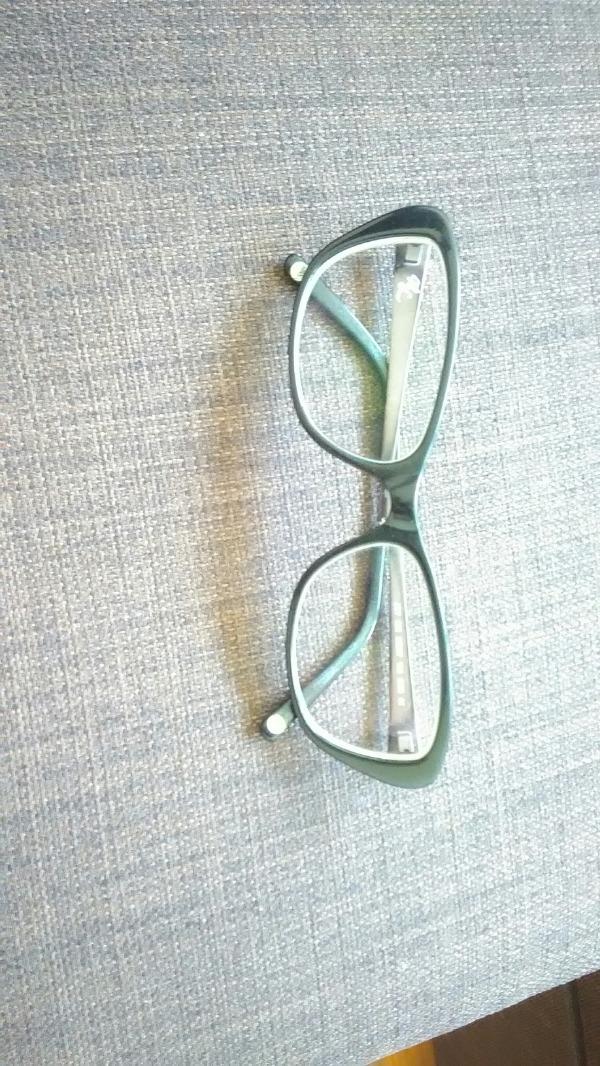 Recyclage, Récupe & Don d'objet : monture de lunette