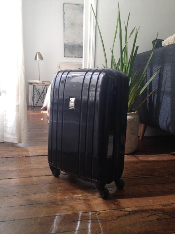 Recyclage, Récupe & Don d'objet : valise bagage cabine