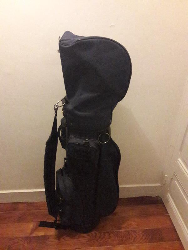 Recyclage, Récupe & Don d'objet : sac de golf