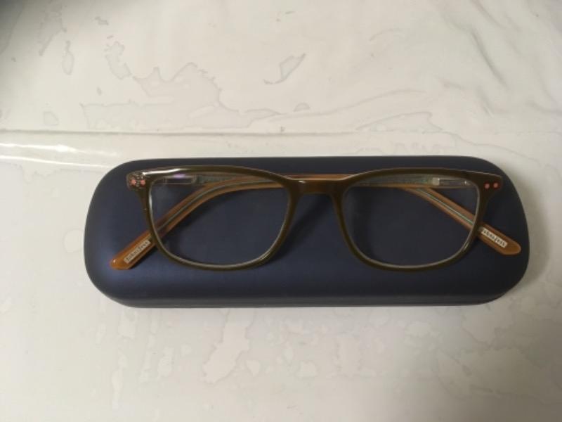 Recyclage, Récupe & Don d'objet : monture de lunettes enfant john & jess