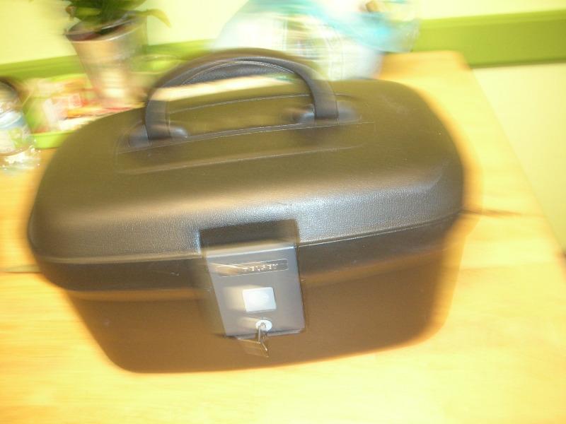 Recyclage, Récupe & Don d'objet : vanity case