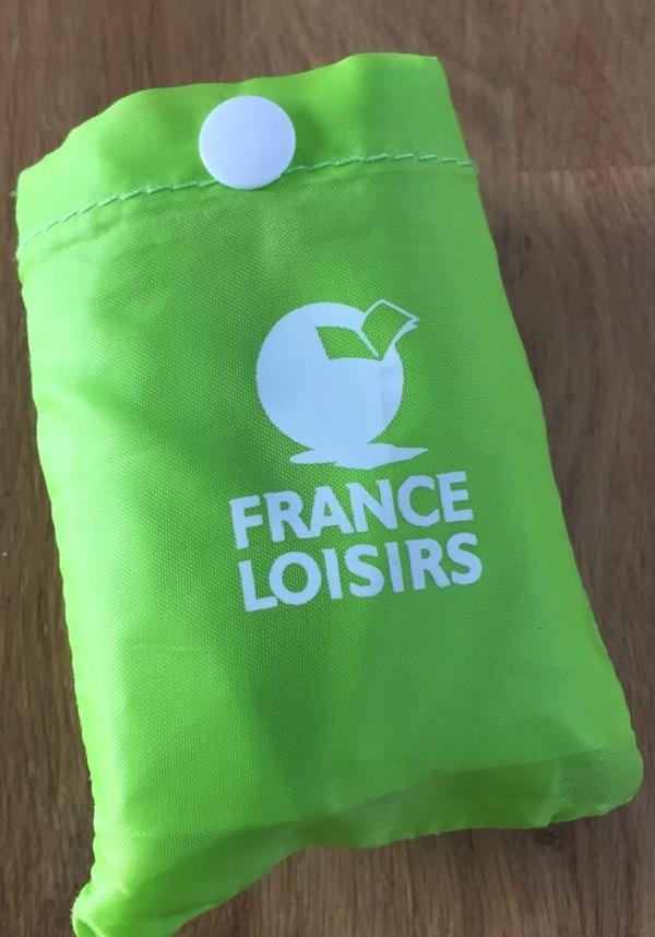 Recyclage, Récupe & Don d'objet : 1 sac pliable pour les courses