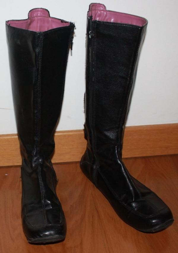Recyclage, Récupe & Don d'objet : bottes pour femme (pointure 40)