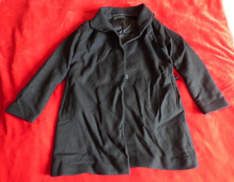 Recyclage, Récupe & Don d'objet : manteau femme (taille s)