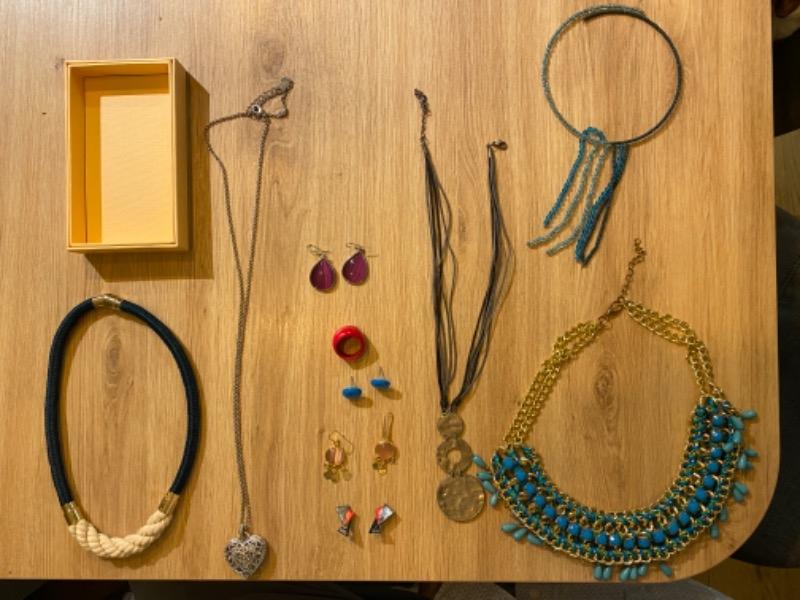 Vêtements Bijoux - Accessoires Bijoux - Vêtements