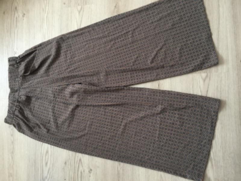 Recyclage, Récupe & Don d'objet : pantalon large de style japonais taille s