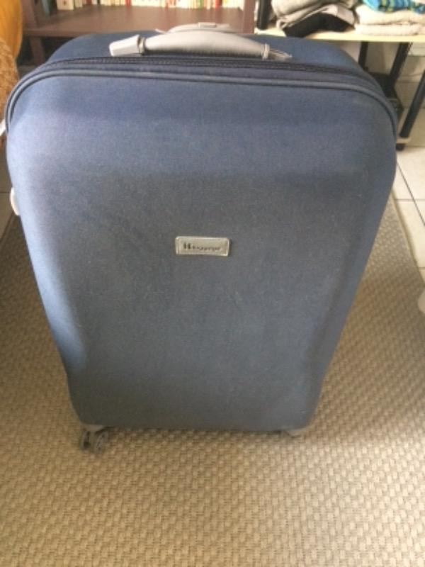 Recyclage, Récupe & Don d'objet : valise 🧳
