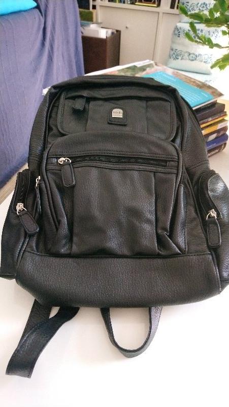 Recyclage, Récupe & Don d'objet : sac à dos femme