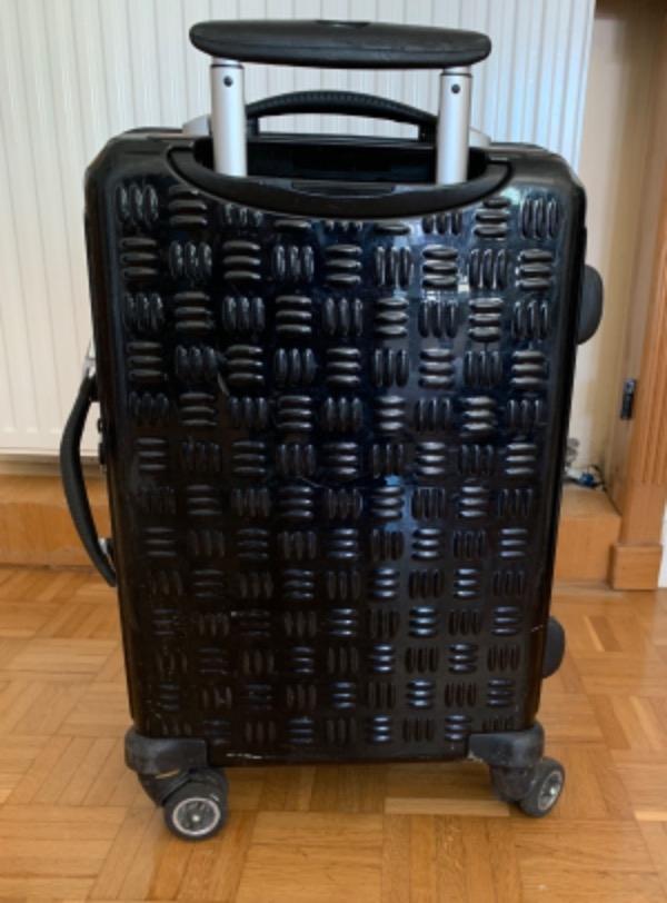 Recyclage, Récupe & Don d'objet : valise samsonic