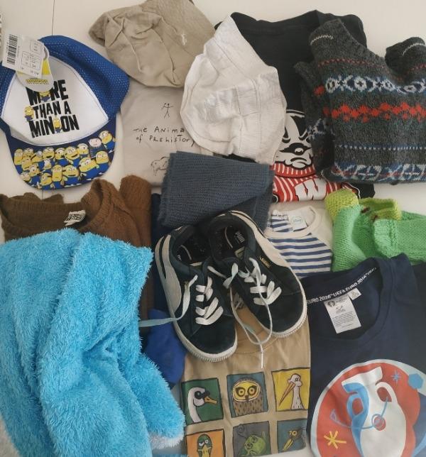 Recyclage, Récupe & Don d'objet : vêtements enfant garçon