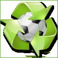 Recyclage, Récupe & Don d'objet : valise roulante en tissu rouge (manque une...