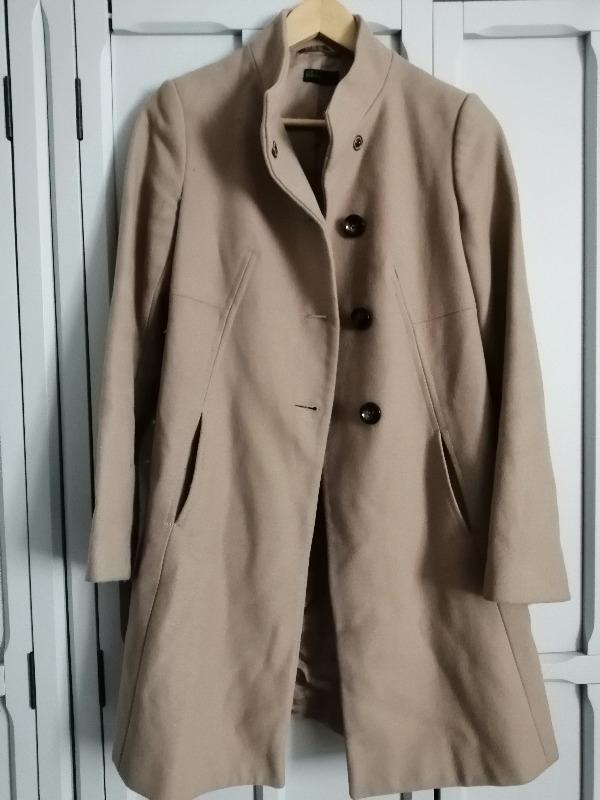 Recyclage, Récupe & Don d'objet : manteau benetton