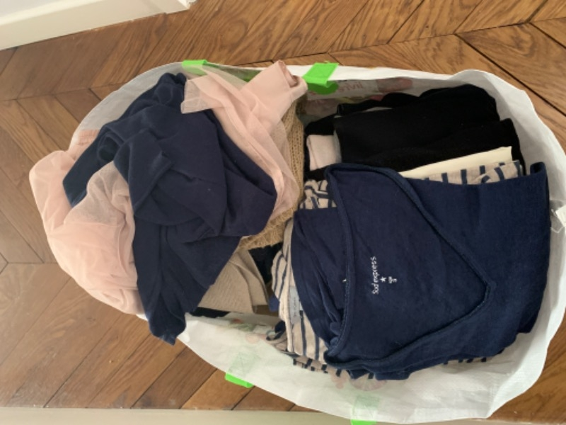Recyclage, Récupe & Don d'objet : vêtements féminins