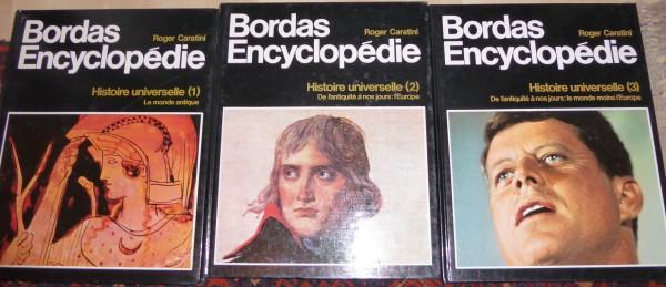 Recyclage, Récupe & Don d'objet : bordas encyclopédie, histoire universelle,...