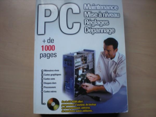 Recyclage, Récupe & Don d'objet : livre informatique