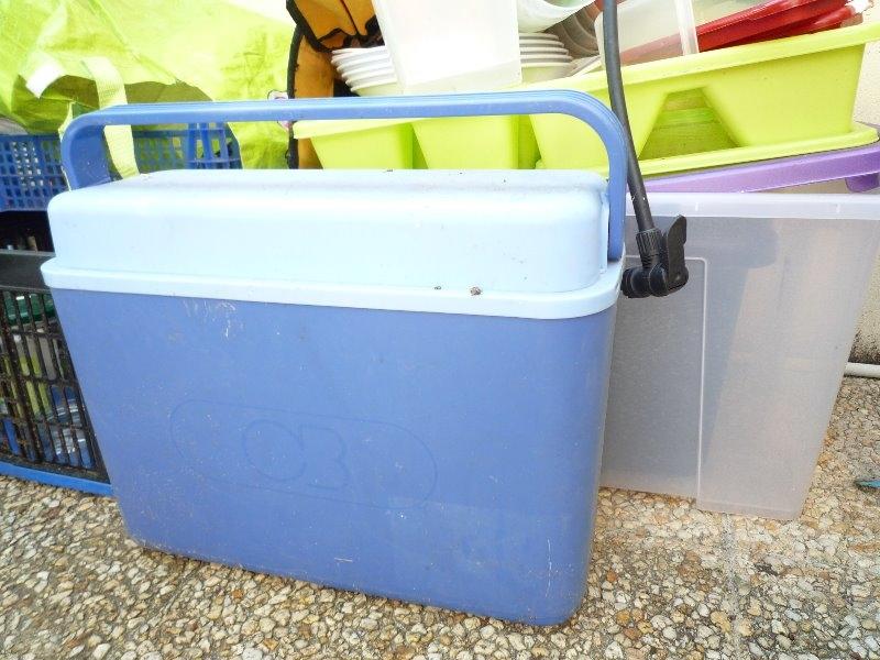 Recyclage, Récupe & Don d'objet : petite glacière
