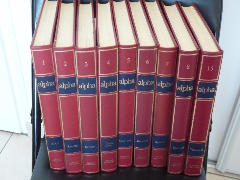 Recyclage, Récupe & Don d'objet : encyclopedie universelle alpha en 15 volumes