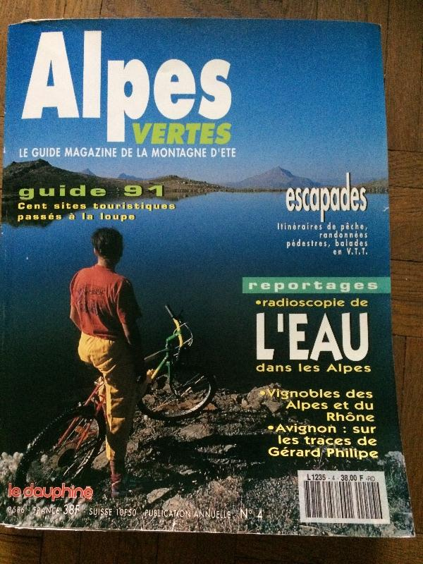 Recyclage, Récupe & Don d'objet : magazine alpes vertes