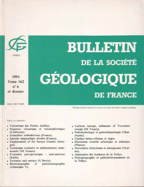 Recyclage, Récupe & Don d'objet : bulletin de la société géologique de france