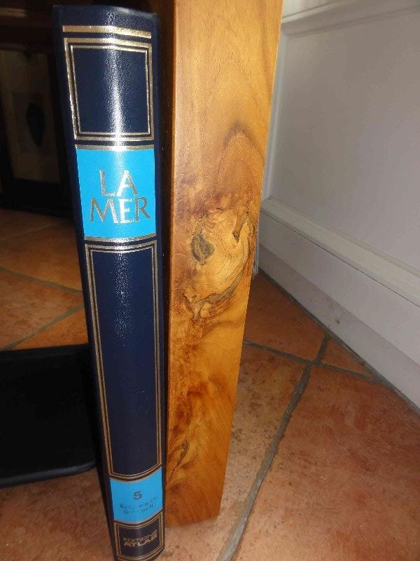Recyclage, Récupe & Don d'objet : encyclopédie la mer en 11 volumes