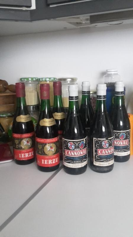 Recyclage, Récupe & Don d'objet : vin grenache