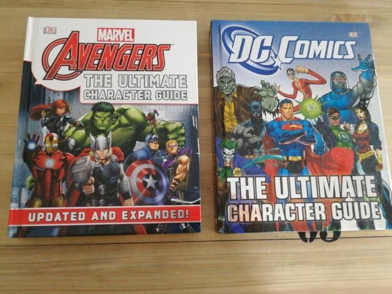 Recyclage, Récupe & Don d'objet : livres super héros en anglais