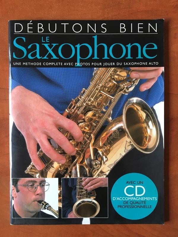 Recyclage, Récupe & Don d'objet : 2 méthodes pour débuter le saxophone