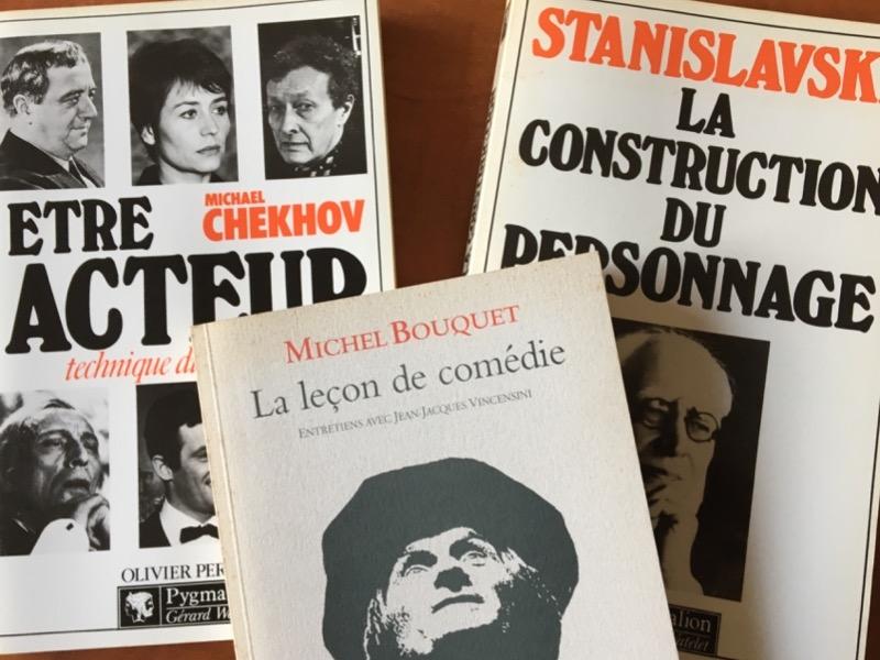 Recyclage, Récupe & Don d'objet : 3 livres de formation de l'acteur
