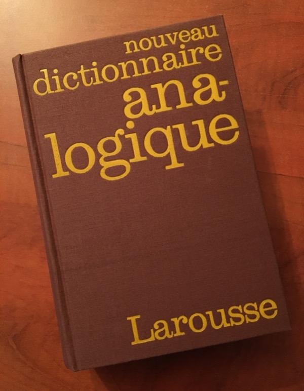 Recyclage, Récupe & Don d'objet : dictionnaire analogique larousse