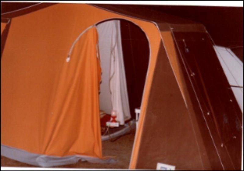 Tente - Voyages - Loisirs