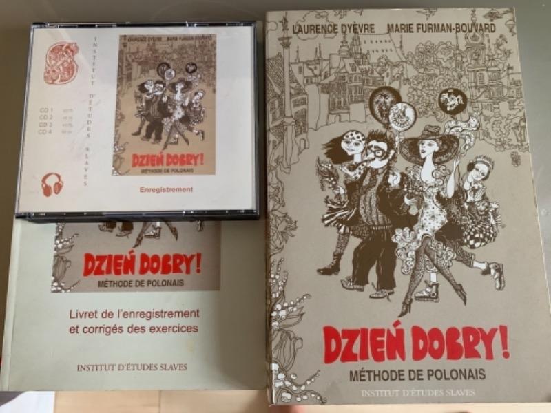 Recyclage, Récupe & Don d'objet : methode de polonais dzien dobry!