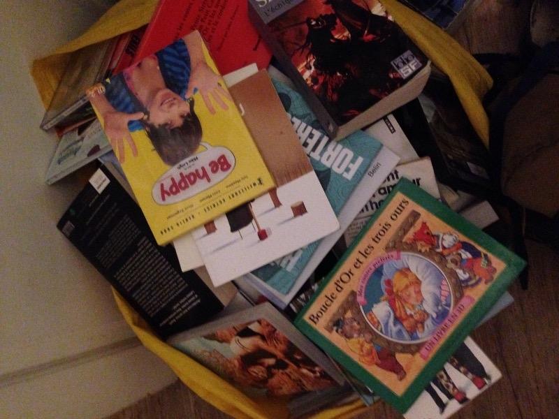 Recyclage, Récupe & Don d'objet : romans