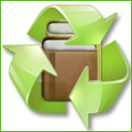 Recyclage, Récupe & Don d'objet : lot encyclopedie