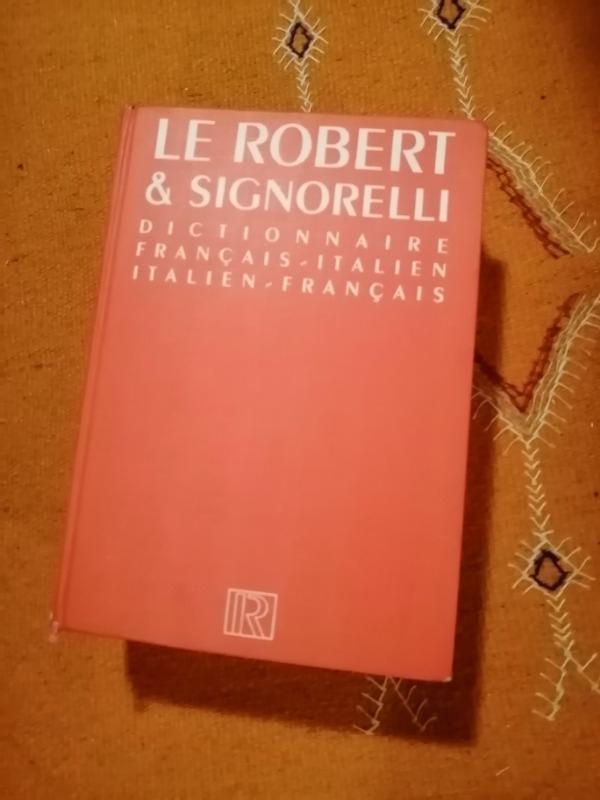 Recyclage, Récupe & Don d'objet : dictionnaire français italien-italien fran...