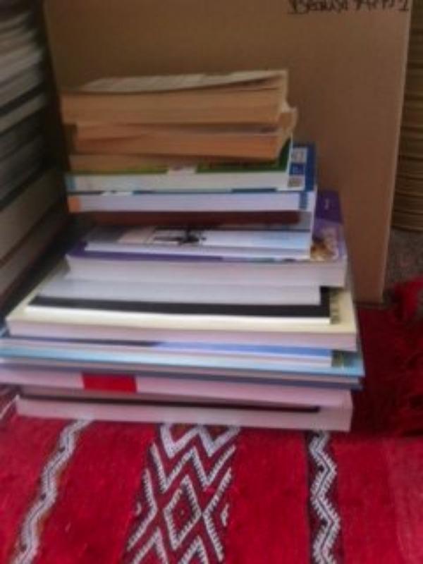 Recyclage, Récupe & Don d'objet : lot de livres