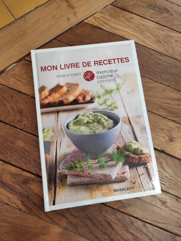 Recyclage, Récupe & Don d'objet : livre de recettes monsieur cuisine