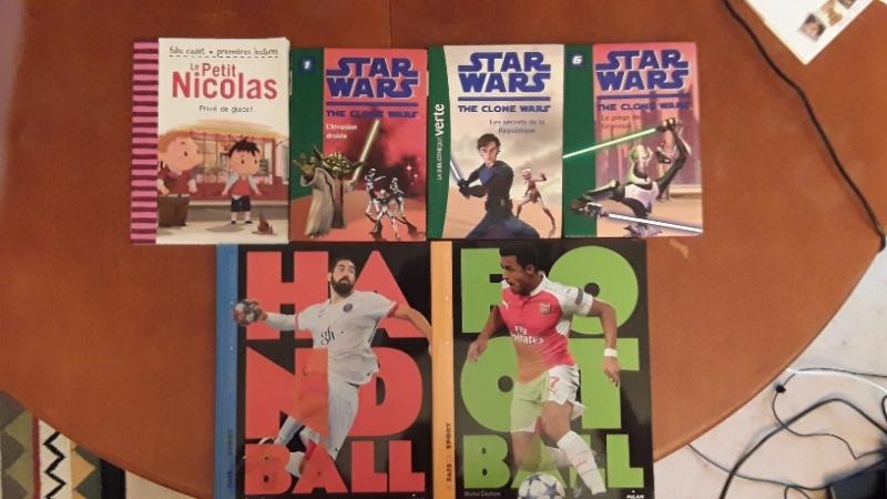 Recyclage, Récupe & Don d'objet : livres enfants