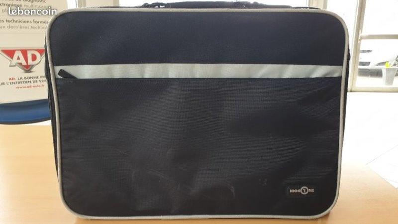 Recyclage, Récupe & Don d'objet : sacoche pour ordinateur portable