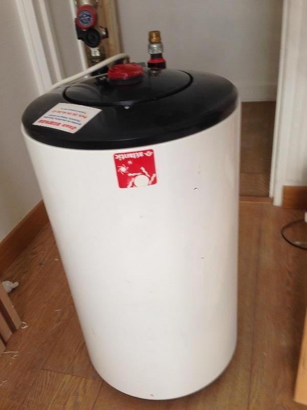 Recyclage, Récupe & Don d'objet : Chauffeau électrique