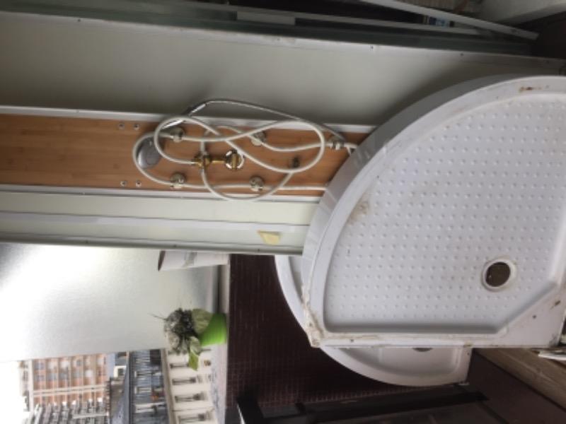 Recyclage, Récupe & Don d'objet : Cabine de douche