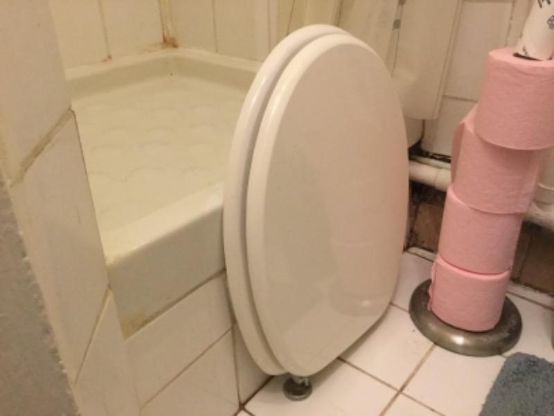 Recyclage, Récupe & Don d'objet : Cuvette de toilette